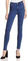 RES Denim Kitty Skinny Moto Jeans in Marianna