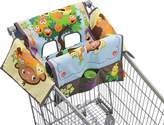 Infantino Shop and Play Cart Cover, Monkey Garden (Discontinued by Manufacturer)