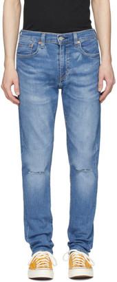 Levi's Levis Blue 512 Flex Jeans