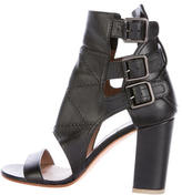 Laurence Dacade Leather Dana Sandals