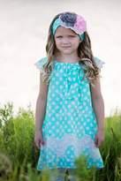 Haute Baby Vintage Dots Dress