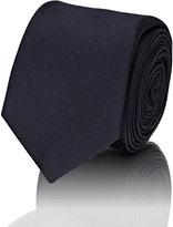 Balenciaga Men's Skinny Necktie-BLUE
