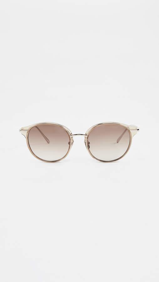 923a91548942e Linda Farrow Luxe Women s Sunglasses - ShopStyle