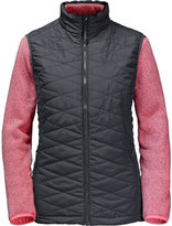 Jack Wolfskin Women's Caribou Glen 3-in-1 Vest and Jacket