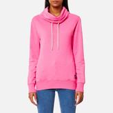 Superdry Women's Funnel Hooded Sweatshirt