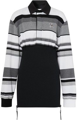 Burberry Reconstructed Polo Shirt