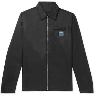 Prada Nylon Shirt Jacket