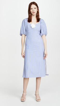 STAUD O'Keefe Dress