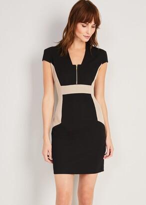 Phase Eight Bonnie Colourblock Dress