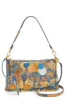 Hobo 'Small Cadence' Leather Crossbody Bag - Blue