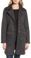 Steve Madden Women's Belted Fleece Jacket