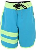 Hurley Blue Phantom Block Party Shorts