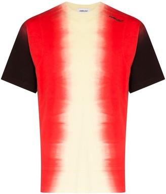 Ambush tie-dye panel T-shirt