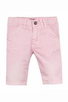 3 Pommes Pink Bermuda Shorts