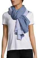 Donni Charm Diagonal Cotton Scarf