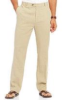 Daniel Cremieux Signature Dipped Linen Pants