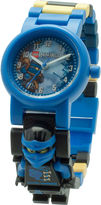 Lego Ninjago Sky Pirates Jay Kids' Minifigure Link Watch