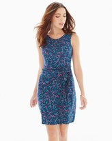 Soma Intimates Sleeveless Madison Dress Splash