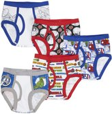 Handcraft Avengers Briefs 5-pk - Multicolor-8