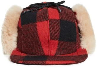 Filson Double Mackinaw Cap