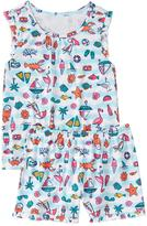 Gymboree Beach 2-Piece Sleep Set