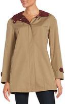 Gallery Hooded Rain Coat