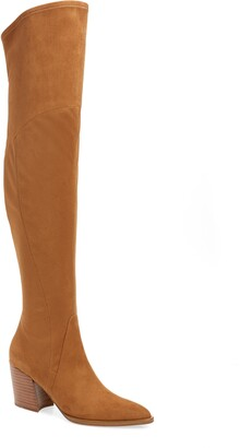 Marc Fisher . Cathi Pointed Toe Over the Knee Boot