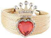 Disney Disney's Descendants 2 Evie Girls 4-16 Heart Cuff Bracelet