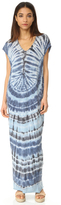 Raquel Allegra Signature Jersey Dress