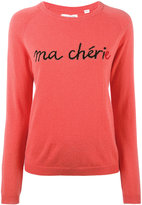 Chinti and Parker cashmere Ma Cherie sweater