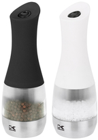 Kalorik Contempo Electric Salt and Pepper Electric Grinders (Set of 2)