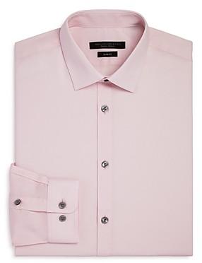 John Varvatos Rick Basic Slim Fit Dress Shirt
