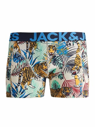 Jack and Jones Men's Jacanimals Trunks STS. Boxer Shorts