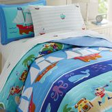 Olive Kids Pirates Bedding in Blue