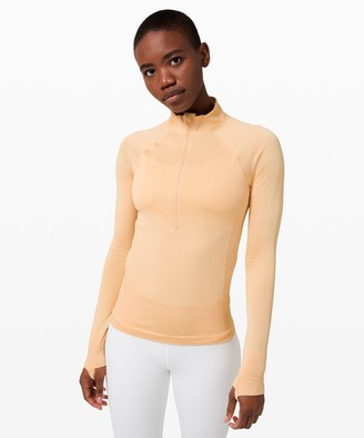 Lululemon For the Chill of It 1/2 Zip