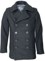 Schott NYC Slim Fit Fashion Pea Coat