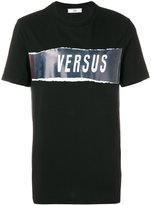 Versus Zayn X logo graphic T-shirt - men - Cotton - S