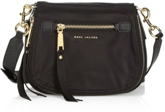 Marc Jacobs Small Nomad Nylon Saddle Bag