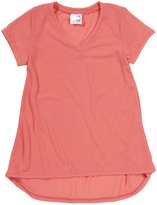 Erge Spandex Classic Vee (Kid) - Neon Pink-Small