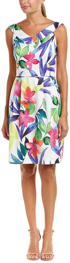 Ellen Tracy A-Line Dress