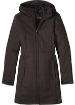 Prana Women's Inna Herringbone Hooded Jacket