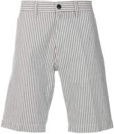 Z Zegna casual striped shorts