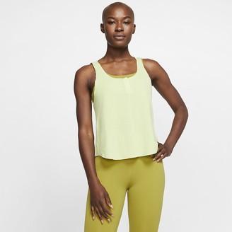 Nike Women's Tank Yoga Luxe