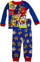 Nickelodeon Paw Patrol Little Boys Toddler Long Sleeve Pajama Set