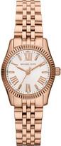 Michael Kors MK3230 Lexington rose gold chronograph watch