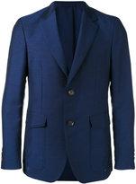 Salvatore Ferragamo two button blazer - men - Mohair/Wool - 50