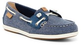 Sperry Coil Ivy Canvas Boat Shoe