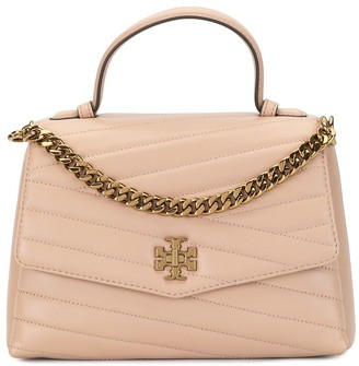 Tory Burch Kira chevron-quilted satchel