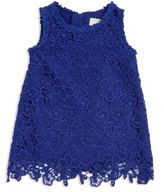 Kate Spade Baby Scalloped Floral Embroidered Dress