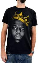 "Faces tshirt FACES Mens T-shirt ""NOTORIOUS B.I.G."" Water Colors Screen Print"